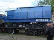 Продаётся железнодорожный дизель-электрокран ЕДК-300/2