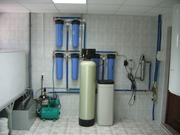 Очистка воды из скважины.