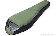 Спальный мешок одеяло Monblan с капюшоном