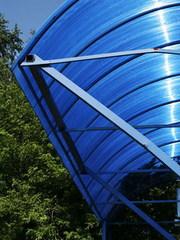 Высококачественный сотовый и монолитный поликарбонат ТМ Sunlite,  Novat