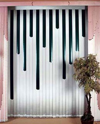Пластиковые вертикальные жалюзи на окна недорого