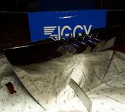 Ваза Zepter Ziggy блестящая (LZ-320-HPB)