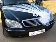 Украшения на машины на свадьбу. Симферополь,  Севастополь,  Ялта,  Евпатория