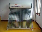 Солнечные водонагреватели, гелиосистемы, батареи Крым