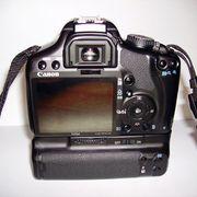 Продам Canon 450D body + Батарейный блок с 2-мя аккамуляторами