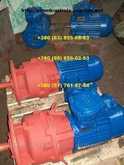 Продам мотор-редукторы МПО2М-10-66, 5-0, 75/20 мотор-редукторы МПО2М-10-