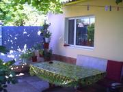 Сдам домик с двором 3 комнаты в Евпатории