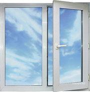 М/п окна и двери от производителя,  бюджетные варианты