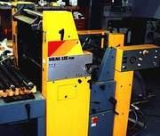 Офсетная печатная машина Solna 125 1-красочная= 8550 у.е. Cимферополь