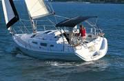 парусная круизная яхта Hunter 33