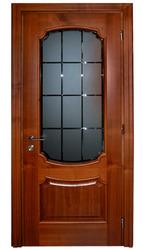 Двери из дерева, изготовление, лакировка, установка.