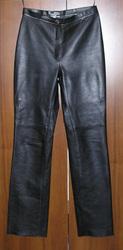 Продам кожаные брюки (женские)