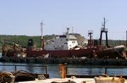 Продаётся судно тип СРТМ проект 502 ЭМ на металлолом