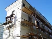 Ремонт фасадов зданий по всему Крыму