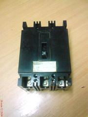 Автоматический трехполюсный тепловой выключатель WIS63(63А) на 20, 25, 90, 100А
