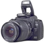 Продам Canon EOS 350D
