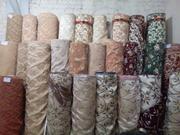 Мебельные ткани,  поролоны