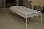 Предлагаем кровати металлические односпальные от производителя