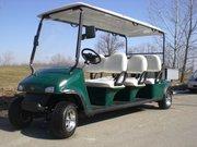 Электромобиль,  гольф-кар