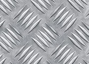 Алюминиевый рифленый лист.