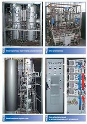 водородная станция,  электролизер