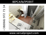 Дизайн интерьера в Симферополе,  Севастополе