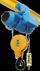 Тельфер электрический г/п 2 т ,  12 м,  таль электрическая 2000 кг