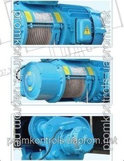 Таль (тельфер) Т10632  болгарский электрический   5 т ,  12 м