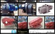 Цилиндрический мотор-редуктор МЦ2С-125 редуктор цтнд 315