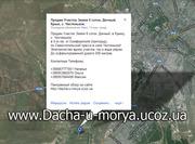 Продам Землю 6 соток,  Дачный Участок,  в Крыму,  Недорого,  Без Посредн.