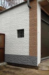 Утепленные фасадные системы