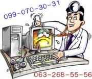 Установка/Восстановление Windows,  Удаление Вирусов,  Cоздание,  раскрутк