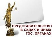 Представительство интересов в органах и судах.