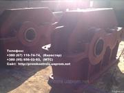 Редукторы цилиндрические Ц2У-250 - с полым выходным валом