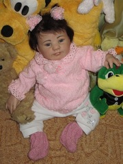 Куклы-реборн- куклы и куклы-младенцы