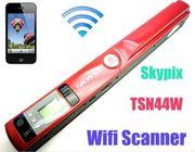 Мини-сканер с Wi-fi модулем