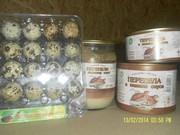 консервы перепелиные, яйца, мясо