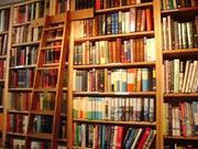 Продавец - консультант в магазин книг и на книжную ярмарку