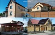 Проектирование,  каркасное строительство в Крыму,  ЛСТК-строй.