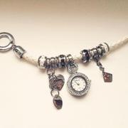Последний хит миланской моды - часы-браслет Pandora