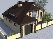 Оригинальный проект дома и его реализация в Севастополе.