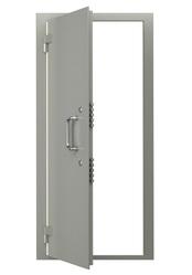 Бронированная дверь 2класс защиты от взлома + 2 класс по пулестойкости