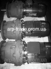 Мотор-редуктор планетарный двухступенчатый 3МП-31, 5-3, 55-110