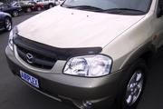 Аирдефлектор капота (мухобойка) Mazda Tribute 4x4