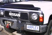 Аирдефлектор,  капота,  мухобойка,  Nissan,  Patrol,  Y60