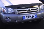 Аирдефлектор капота (мухобойка) Toyota Highlander после 2005 г.в.