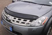 Аирдефлектор капота (мухобойка) Nissan Murano 2003 – 2006 гг.в.