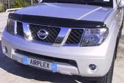 Аирдефлектор капота (мухобойка) Nissan Pathfinder 2005 – 2009 гг.в.