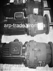 Мотор-редуктор двухступенчатый 3МП-40-22, 4планетарный