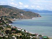 Продам 3х этажный дом в Алуште,  Солнечногорское